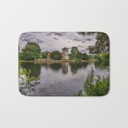 The River Thames At Bisham Bath Mat