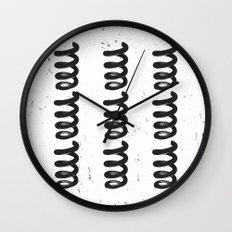 Listen, Listen Wall Clock