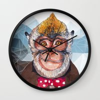 lab Wall Clocks featuring Dexter's Lab by MY  HOME