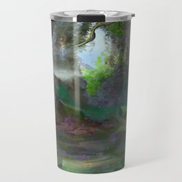 Elven Forest Travel Mug