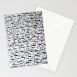 wetpattern002 Stationery Cards