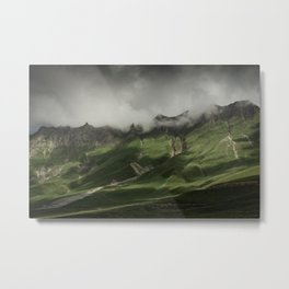 Greenscape Metal Print