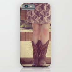 Thank God I Was Born a Country Girl Slim Case iPhone 6s