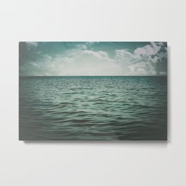 Into The Sea Of Lost Souls Metal Print