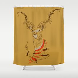 Delusional Pride Shower Curtain