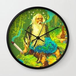 BLUE DREAM Wall Clock