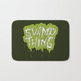 Swamp Thing Bath Mat