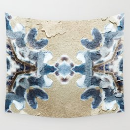 BLUE LACE DECOR Wall Tapestry