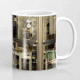Art is everywhere ! Firenze Italy restaurant Coffee Mug