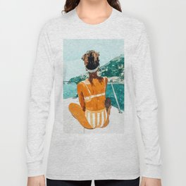 Solo Traveler Long Sleeve T-shirt