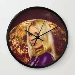 Doctor Who: Rose Tyler Wall Clock