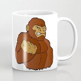 cartoon gorilla Coffee Mug