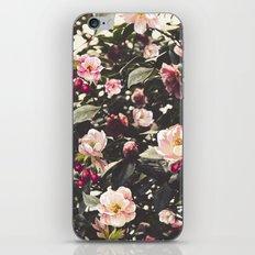 Beat Around The Rosebush iPhone & iPod Skin