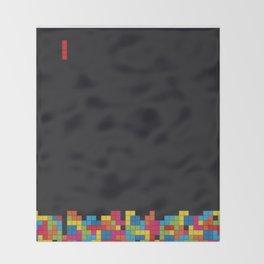 Tetris Throw Blanket