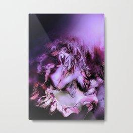 Daydreamer (Indigo) Metal Print
