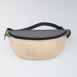 Connecticut Moon Minimalism Grey Beige Fanny Pack