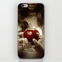 fairy tale iPhone & iPod Skins featuring Fairy Tale by Judy Hung