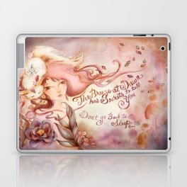 Dawn Secrets Laptop & iPad Skin
