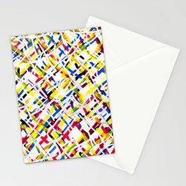 Propaganda 09 Poster Patterns Stationery Cards