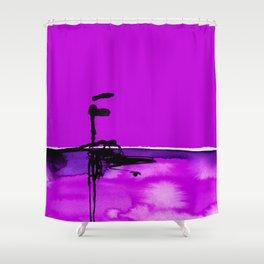 Introspection No. 20K by Kathy Morton Stanion Shower Curtain