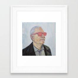 Gregory Framed Art Print