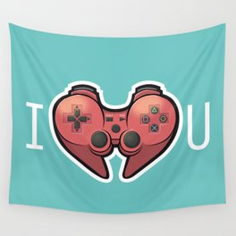 I PS YOU Wall Tapestry