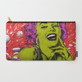 "We died for you ""Marylin Monroe"" Carry-All Pouch"