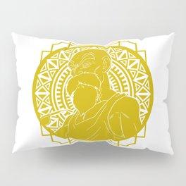 Stained Glass - Dragonball - Muten Roshi Pillow Sham
