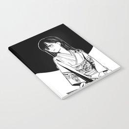 black moon girl Notebook
