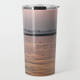 Varanasi Geometry V Travel Mug