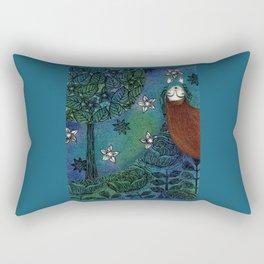 My Summer Stars Rectangular Pillow