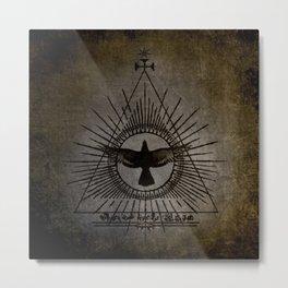 Supersonic Metal Print