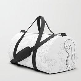 Penguin Doll Duffle Bag