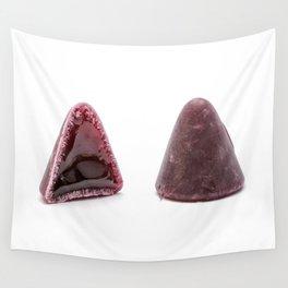 This pyramidal cuberdons Wall Tapestry