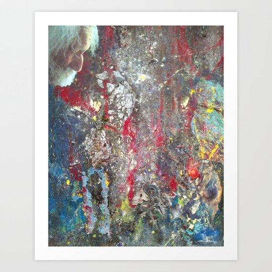 Austere Art Print