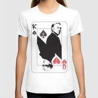 house of cards T-shirts featuring House Of Cards by capperflapper