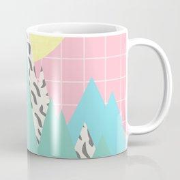 Memphis Mountains Coffee Mug