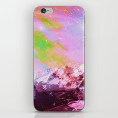 Crystal Mountain iPhone & iPod Skin