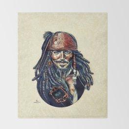Jack by Indigo East Throw Blanket