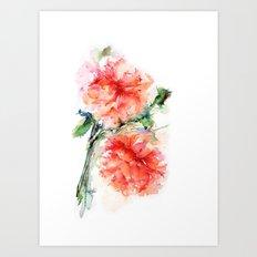 Flower of my Dreams Art Print