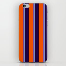 Verticle Stripes iPhone Skin