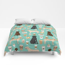 Labrador retriever gifts for lab owners golden retriever chocolate lab black lab dog breeds Comforters