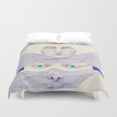 Deception  Duvet Cover
