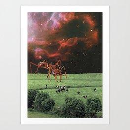 ''Glifosato'' 2017 Art Print