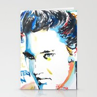 elvis Stationery Cards featuring Elvis by Phil Fung