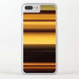 Mona Lisa - Swipe Clear iPhone Case