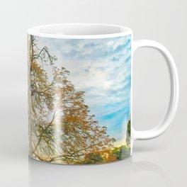 Countryside at Autumn, Norfolk, U.K Coffee Mug