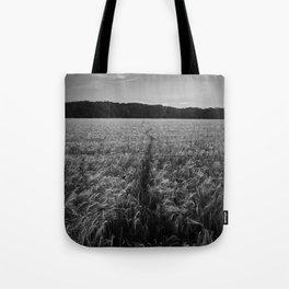 Field Track Tote Bag