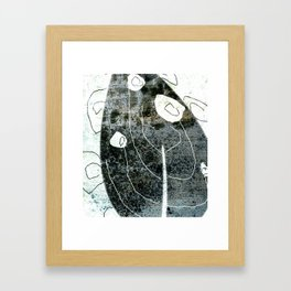 Blatt Art Framed Art Print