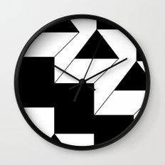 haus 1 Wall Clock